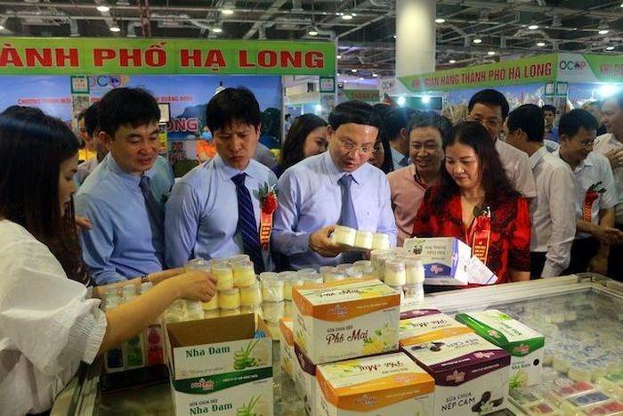 Hội chợ OCOP Quảng Ninh - Hè 2021; Kết nối sản phẩm OCOP Quảng Ninh phục vụ khách du lịch trong Mùa du lịch Hạ Long 2021