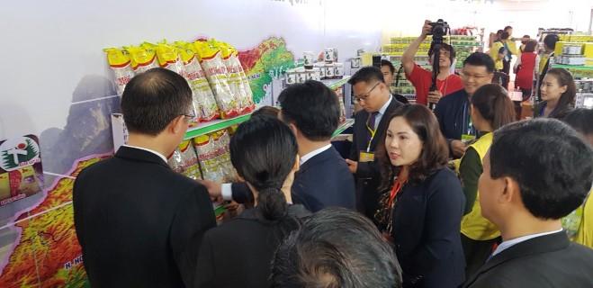 Hội chợ Thương mại – Du lịch quốc tế Trung – Việt (Đông Hưng – Móng Cái) 2018
