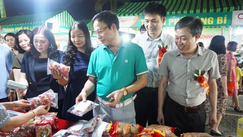 Tổ chức tuần xúc tiến thương mại sản phẩm OCOP 2019 tại Big C - Hạ Long