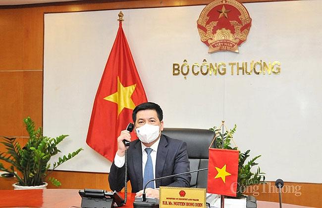 Việt Nam - Nhật Bản: Tiếp tục hợp tác, thực thi hiệu quả Hiệp định CPTPP