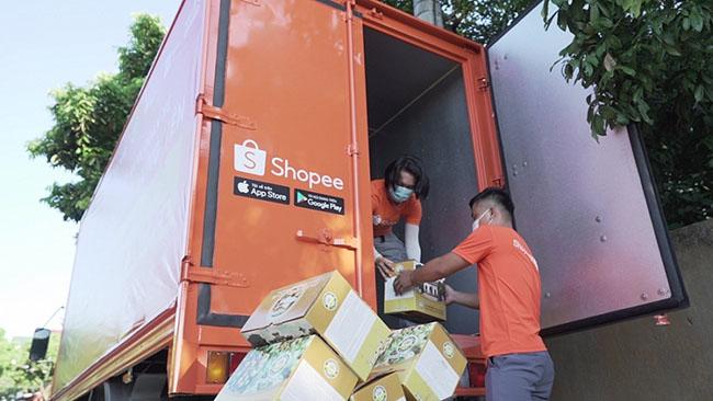 Shopee triển khai tiêu thụ nhãn và nông sản Hưng Yên ngay từ đầu mùa vụ