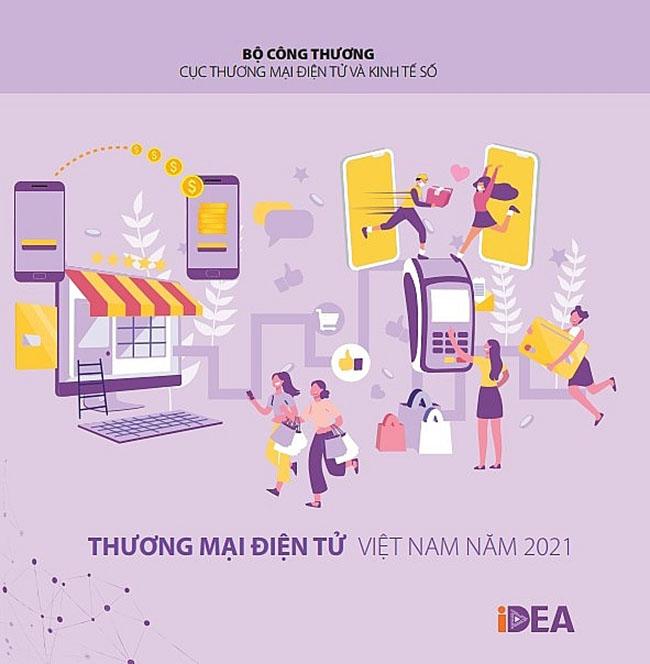 Ra mắt Sách trắng Thương mại điện tử Việt Nam năm 2021