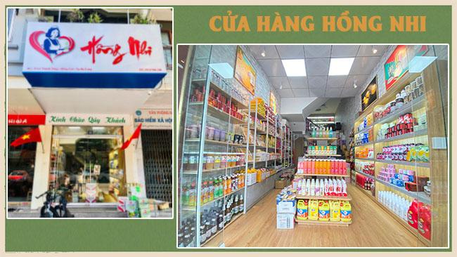 Cửa hàng Hồng Nhi