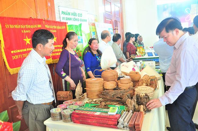 Quảng Bình dự kiến chi khoảng 89 tỷ đồng thực hiện Chương trình OCOP giai đoạn 2021 - 2025
