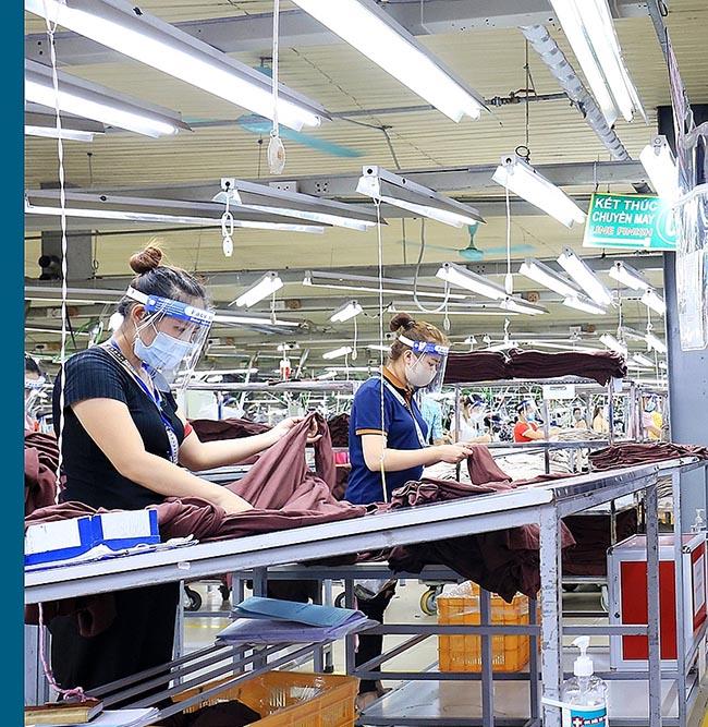 Bắc Giang: Giá trị sản xuất công nghiệp tháng 9 tăng 17%
