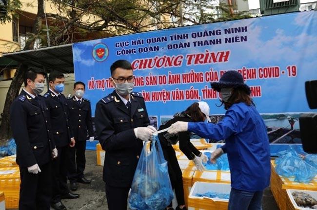 Quảng Ninh: Lên kế hoạch hỗ trợ tiêu thụ thủy sản