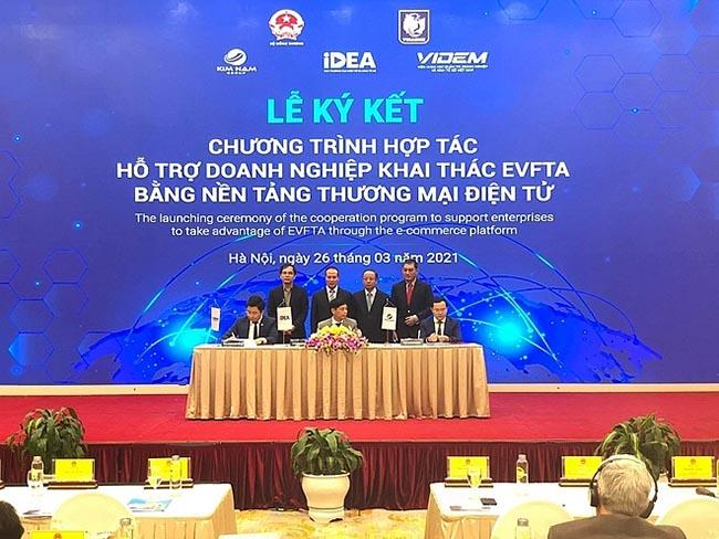 Kỳ vọng thương mại điện tử xuyên biên giới Việt Nam – EU