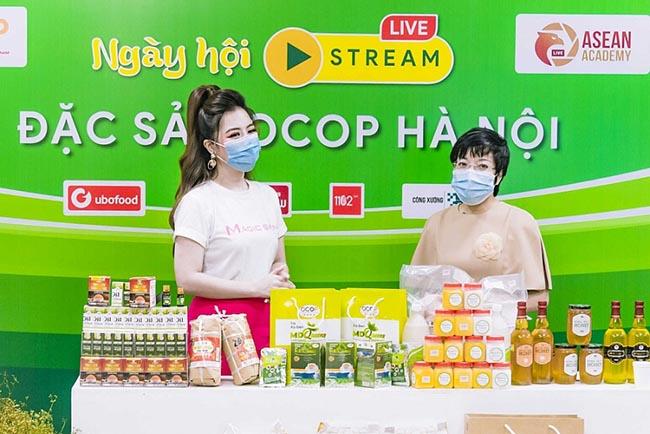 Hà Nội: Mở hướng tiêu thụ sản phẩm OCOP