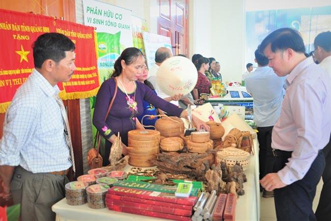 Quảng Bình: Đẩy mạnh sản xuất, lưu thông, tiêu thụ và xuất khẩu nông sản