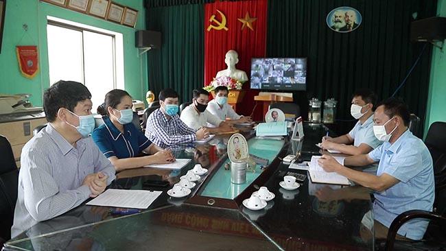 Sở Công Thương tổ chức đoàn khảo sát tình hình hoạt động thương mại điện tử trên địa bàn tỉnh.